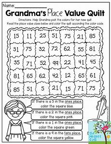 place value worksheets year 1 5346 back to school packets third grade math math school second grade math