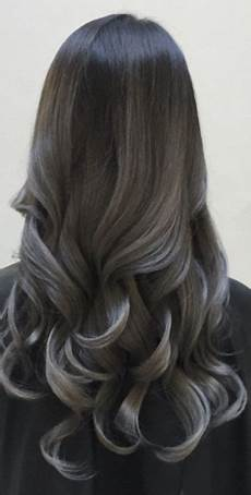 The New Ombre Grey Hair Trend Looks On Every Hair