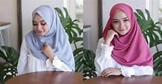 Tutorial Pashmina Muka Panjang Ragam Muslim