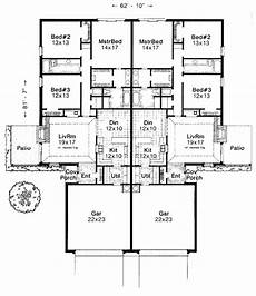 multi family house plans duplex european style multi family plan 92291 with 6 bed 4 bath