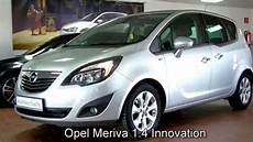 opel meriva innovation opel meriva 1 4 innovation a4315053 starsilber quot autohaus