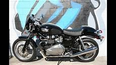 2007 Triumph Thruxton 900 Motorcycle For Sale