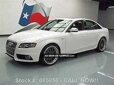 2010 audi s4 3 0t quattro prestige awd 44k texas direct auto