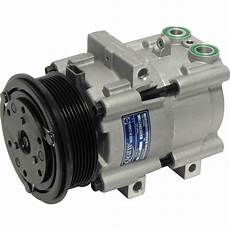 auto air conditioning repair 1992 lincoln town car instrument cluster new a c compressor lincoln town car 1992 1993 ebay