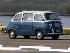 Fiat 600D Multipla 1965  Dutch Licence