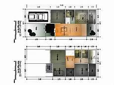 Inspiration 23 Denah Rumah Ukuran 4x8 Meter 2 Lantai