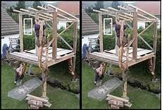 fenster bauen anleitung baumhaus mit scheinfenster foto bild stereoskopische