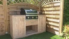 bois pour meuble meuble bbq de chez pays bois mobilier pays bois d ext 233 rieur