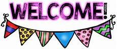 Free Welcome Clipart Image midland city elementary school