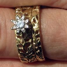1970 s wedding ring sets orange blossom rings vintage wedding rings wedding rings vintage