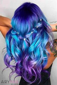 20 Blue And Pastel Blue Ombr 233 Ideas For Hair Extensions
