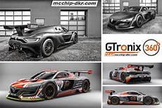 Gtronix 360 176 Team Mcchip Dkr Setzt Renault R S 01 Gt3 In