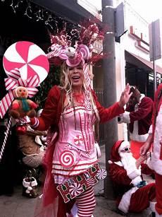 Ausgefallene Karnevalskostüme Selber Basteln Anleitung - santacon los angeles 2011 my girlfriends awesome costume