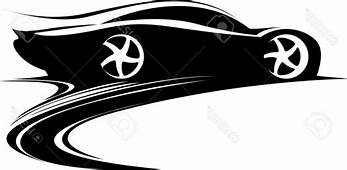 Silhouette Car Vector At GetDrawingscom  Free For