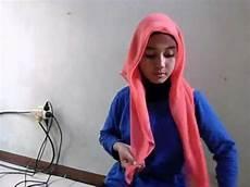 Empat Jilbab Rania Tutorial Cara Pakai Oleh Modis I