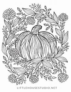 10 free autumn coloring pages raining crafts dogs