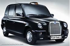 Les News Du Taxi Une Flotte De Taxis Anglais 224 L Hydrog 232 Ne