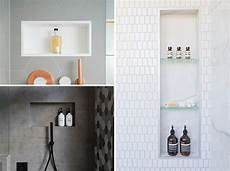 9 shower niche ideas to create the bathroom