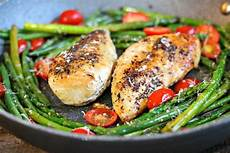 Low Carb Abendbrot - low carb chicken provencal vegetables kylee cooks