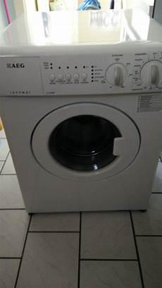 Was Muss Ich Machen Wenn Meine Waschmaschine Aeg Lavamat