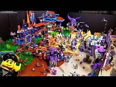 Nexo Knights Malvorlagen Ukulele Updated Lego Nexo Knights Year 2 Battlefield Display