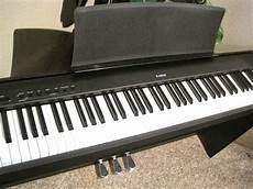 Az Piano Reviews Review Kawai Es100 Portable Digital