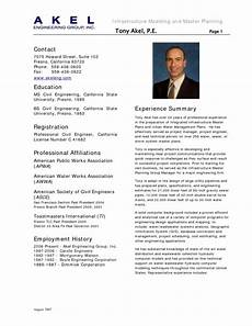 resume for civil engineer 2018