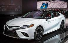 2019 toyota camry redesign review and specs toyota