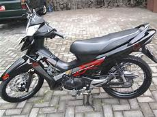 Modifikasi Motor Supra 125 D by Otoeddy S Modified Modifikasi Quot Striping Standar Quot Supra X 125
