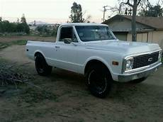 1970 chevy custom unibody muscle truck chevrolet k pickup 2500