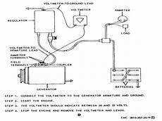 12 volt generator voltage regulator wiring wiring forums