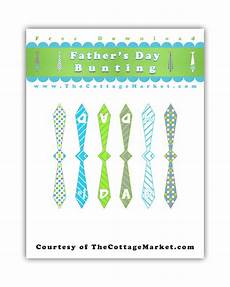 s day printable bunting 20505 fathers day tie bunting printable and tutorial s day diy diy s day gifts