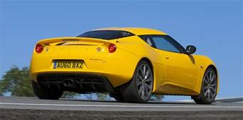 Lotus Evora S IPS Auto Gearbox For Flagship Sports Car