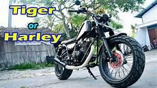 Tiger Modif Harley by Tiger Mirip Harley Modifikasi Black Sumenep Modif77