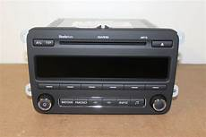Skoda Fabia Roomster Swing Radio Cd Unit 5j0035161c