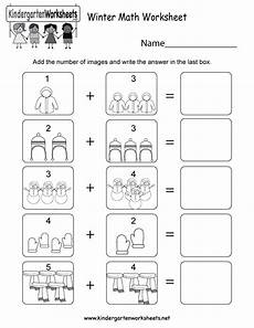 winter worksheets for kindergarten 19961 winter math worksheet free kindergarten seasonal worksheet for