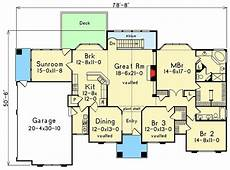 atrium ranch house plans atrium ranch home plan 57030ha architectural designs