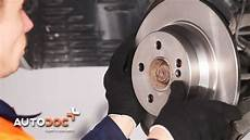changer disques de frein arri 232 re et plaquettes de frein