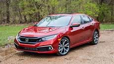 2019 Honda Civic Sedan Small Visual Updates And