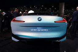 Future Cars BMW I5 Is I Vision Dynamics Concept Turned