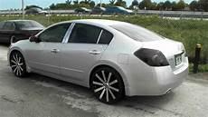 2007 nissan altima black rims www dubsandtires 20 inch velocity vw12 12 wheels 2010