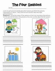 worksheets on seasons for grade 2 14834 the four seasons or second grade by lesson design