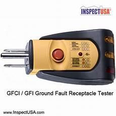 ground fault indicator tester wiring diagram inspect usa 110vac ground fault gfci gfi receptacle tester ectgfi 3 leds