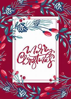 merry christmas calligraphic lettering written vector download free vectors clipart