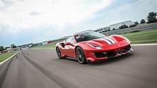 robb report test drives the 488 pista at fiorano