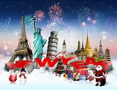 Nouvel An Dans Le Monde Petitweb Lu