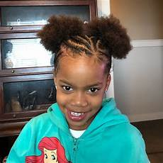 Hairstyles For 9 Year Black