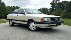 buy car manuals 1989 audi 200 electronic valve timing 1989 audi 200 turbo only 79 600 miles pear white base sedan 4 door 2 2l mint for sale
