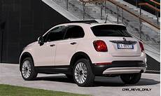 Fiat 500x Lounge - 2016 fiat 500x lounge is right sized city softroader with