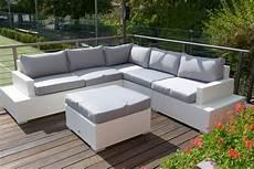 divanetto esterno divano angolare per esterno modulabile honolulu bianco